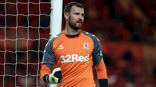 Andy Lonergan to join Liverpool squad for USA tour - Bóng Đá