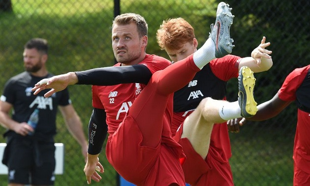 Simon Mignolet: I'll always do my job for the team - Bóng Đá
