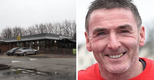 Ex-Reds forward jailed for racially-aggravated assault at McDonald's - Bóng Đá