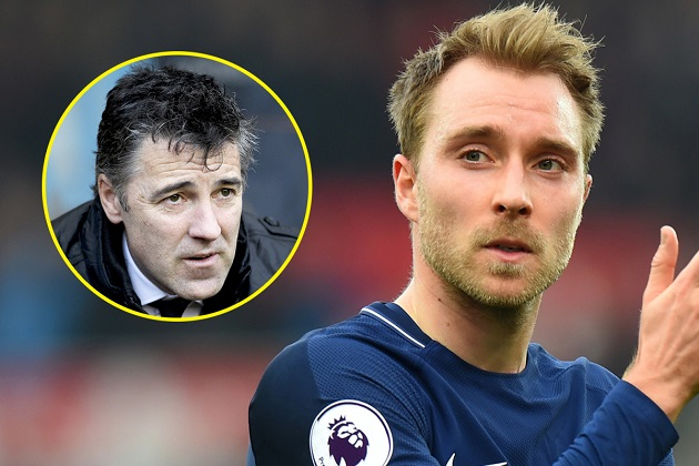 Ex-Red Saunders urges Liverpool to sign Spurs wantaway Eriksen - Bóng Đá