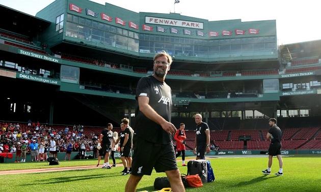 Jürgen Klopp: Challenges like Sevilla are what we wanted - Bóng Đá