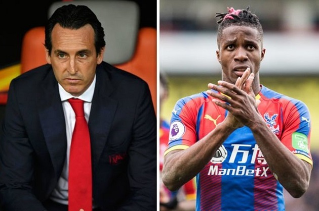 Sky Sports: Palace would rather sell Zaha to Liverpool than to Arsenal - Bóng Đá