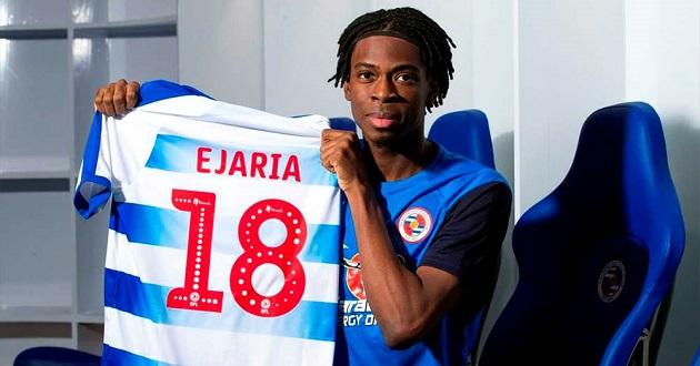 Reading FC hope to land Reds midfielder Ejaria - Bóng Đá