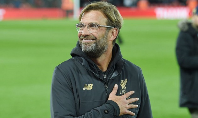 Klopp has been named German Football Manager of the Year - Bóng Đá