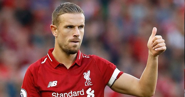 Henderson: Community Shield is about winning, not City - Bóng Đá