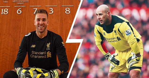 Ex-red Spaniards send touching congratulations to Adrian following his LFC move - Bóng Đá