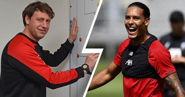 Klopp's assistant reveals why LFC bought van Dijk and not a goalkeeper - Bóng Đá