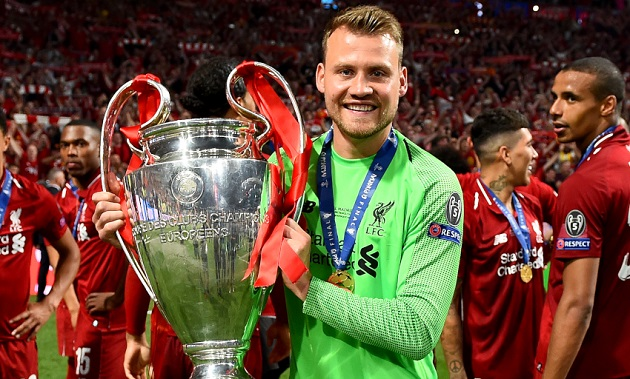 Mignolet came back to Melwood for his farewell interview - Bóng Đá