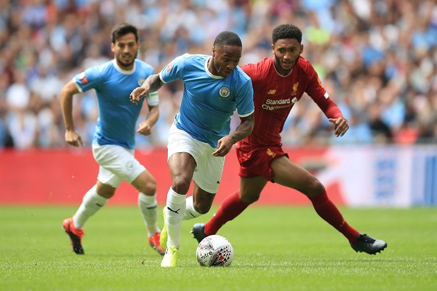 Joe Gomez: We're hungry for Super Cup glory - Bóng Đá