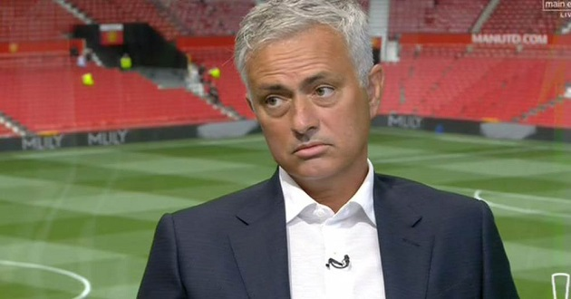 Mourinho happily highlights Chelsea's weaknesses ahead of UEFA Super Cup clash - Bóng Đá