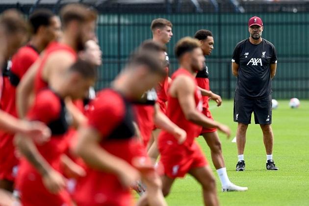 Jürgen Klopp's team news update ahead of Super Cup tie - Bóng Đá
