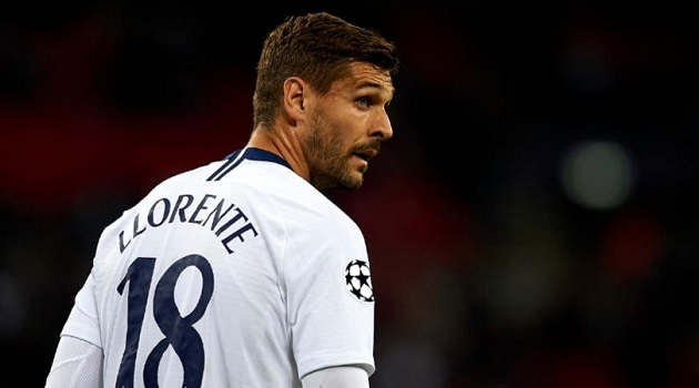 Lazio join Napoli, Roma and Fiorentina in race to sign former Tottenham striker Fernando Llorente - Bóng Đá