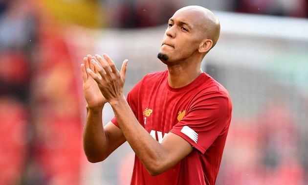 Fabinho: We want to keep putting our names in LFC history - Bóng Đá