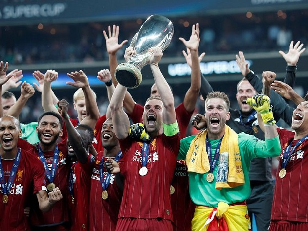 Henderson gives honest verdict on Super Cup performance despite triumph - Bóng Đá