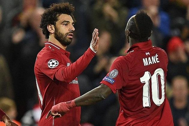 Mane đang dần vượt qua Salah để trở thành trụ cột - Bóng Đá