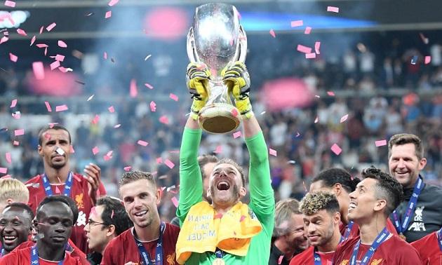 Liverpool hero Adrian opens up on