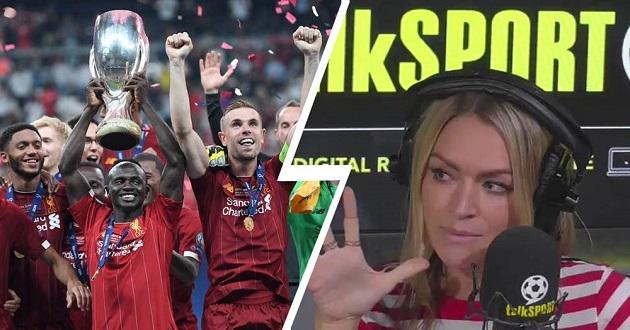 'Football didn't start in 1992': TalkSPORT host picks Liverpool as biggest Premier League club - Bóng Đá
