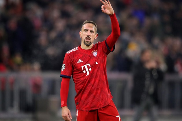 EVERTON OFFERED RIBERY – WOULD HE BE A GOOD ADDITION FOR THE BLUES? - Bóng Đá