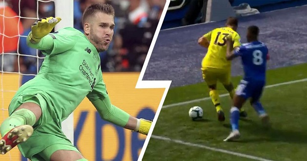 Klopp: 'Adrian must've thought 'I played well like Alisson, I need to make same mistake' - Bóng Đá