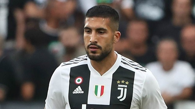 Emre Can told to look for playing opportunities elsewhere - Bóng Đá