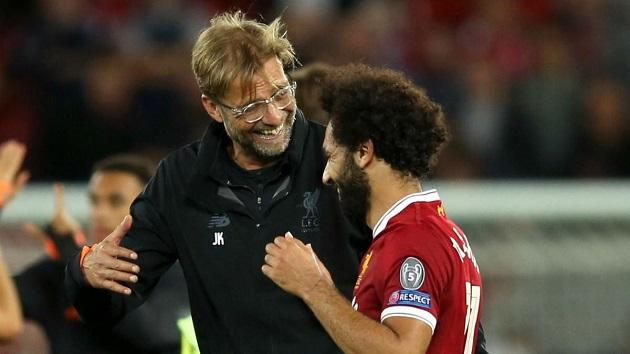 Salah shares Klopp's motivational message at the start of new season - Bóng Đá
