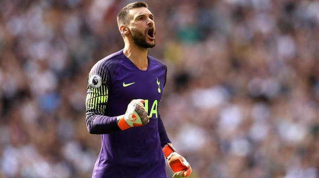 Spurs' goalkeeper Lloris admits his side can't compete with Liverpool for PL title - Bóng Đá