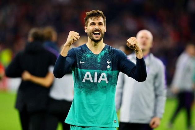 Report: Free agent rejects Tottenham's contract offer - Bóng Đá