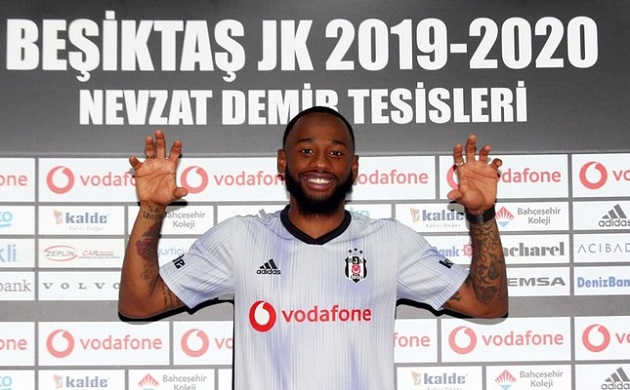 DONE DEAL: Tottenham flop Nkoudou completes Besiktas switch  - Bóng Đá