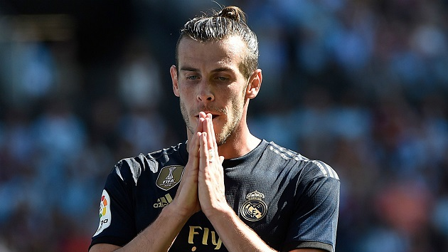 Gareth Bale ready to quit Real Madrid for Premier League transfer in January - Bóng Đá