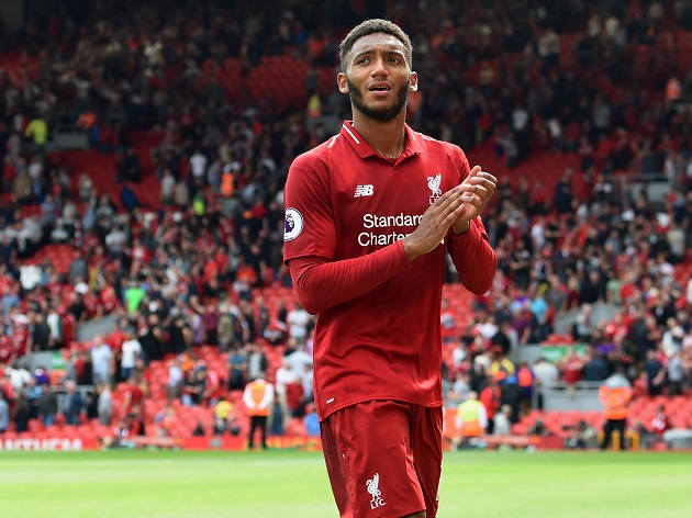 Owen: Klopp still wants to have Gomez and van Dijk as his centre-half pairing despite Matip's top form - Bóng Đá