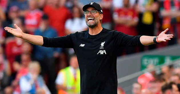 Jurgen relishes perspective of having whole week for training before Burnley - Bóng Đá