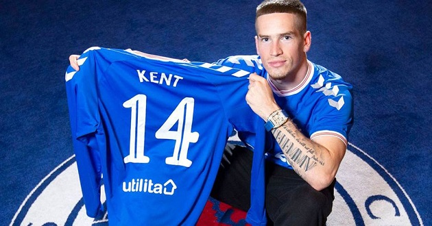 Ryan Kent 'over the moon' to have finally found 'home' at Ibrox - Bóng Đá