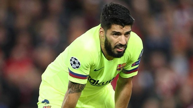 Suarez names the reasons why Barcelona fell at Anfield - Bóng Đá