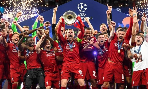 Reds submit Champions League squad - danh sách đội hình Liverpool ở UCL - Bóng Đá