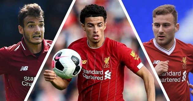 Here is why Liverpool did not loan out their three promising starlets - Bóng Đá