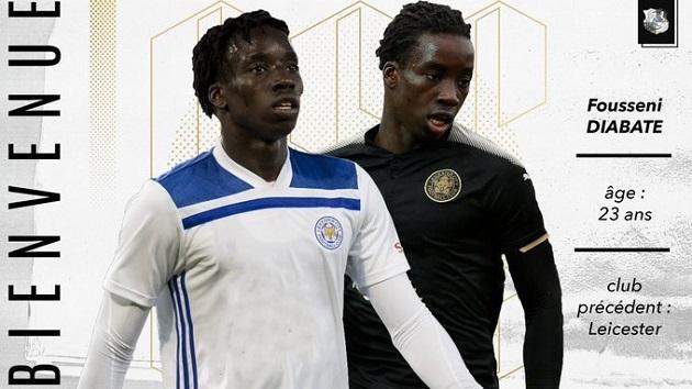 Leicester City loan winger Fousseni Diabaté to Amiens - Bóng Đá