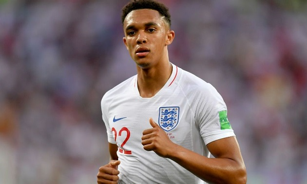 Trent: 'You could probably name four or five right-backs who could start for England' - Bóng Đá
