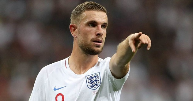 'I'm keeping it for a big occasion!': Hendo on his first goal for England that is yet to come - Bóng Đá