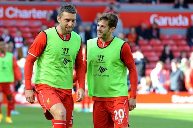 Ex-Red praises 'unbelievable' Lallana as the best player he ever played with (Rickie Lambert) - Bóng Đá