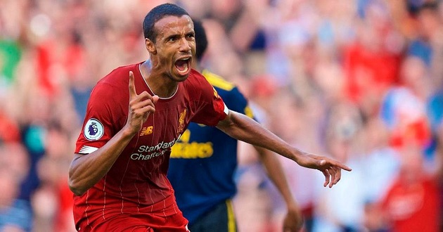 Pearce: Liverpool trigger Matip contract extension - Bóng Đá