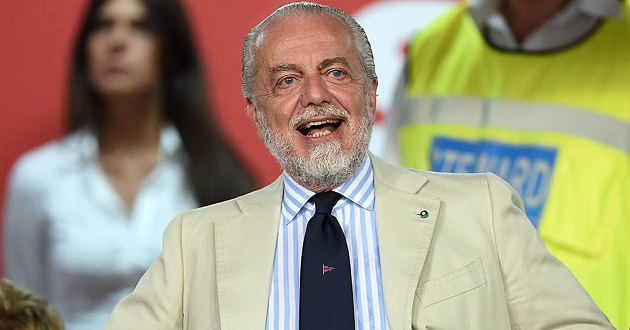 President De Laurentiis knows what Napoli have to do to beat Liverpool - Bóng Đá