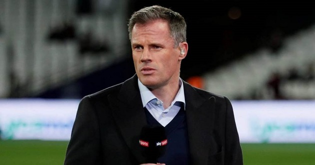 Carragher still feels Man City are favourites in Premier League title race - Bóng Đá