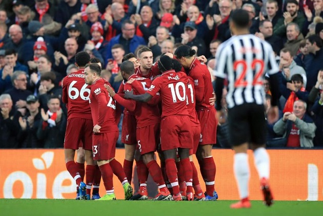 Computer: Newcastle have '3%' chance of Anfield win - Bóng Đá