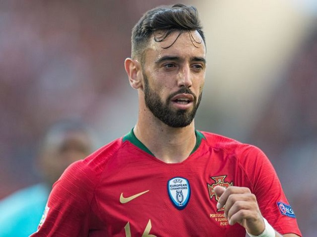 Report claims Tottenham attacking target may now sign new deal with current club - Bruno Fernandes gia hạn - Bóng Đá