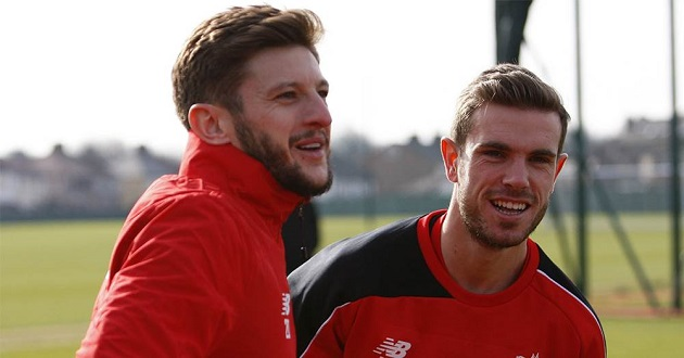 Lallana opens up on how injuries affected his friendship with Hendo: 'I had become distant to Jordan' - Bóng Đá