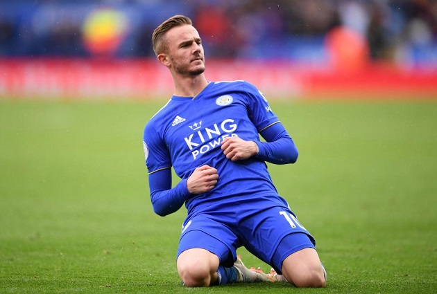 Liverpool in the battle to sign Leicester City midfield maestro James Maddison - Bóng Đá