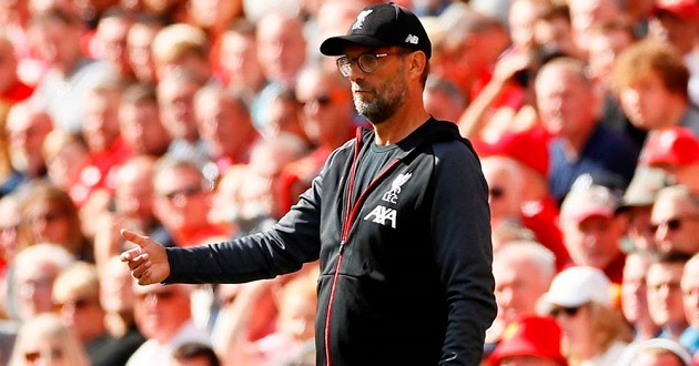 Klopp: 'It was my idea to start Sadio in the centre. It didn't work out really well' - Bóng Đá