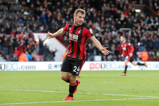 Report: Everton, Arsenal and Chelsea target Ryan Fraser offered new deal - Bóng Đá