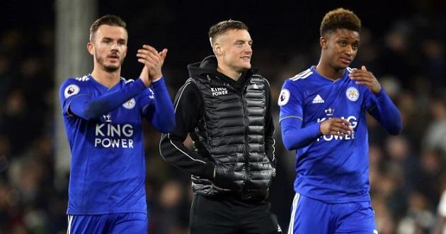 Exclusive: Tottenham set sights on three Leicester City players (James Maddison, Ashley Barnes and Demarai Gray) - Bóng Đá