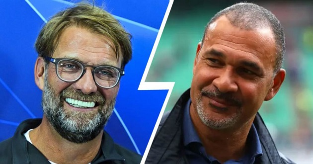 Ruud Gullit explains why Napoli disappointment is Klopp's fault - Bóng Đá